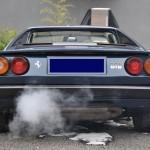 F308 GTB Heck