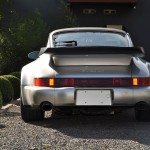 Porsche 964 Turbo 3,6 Heck