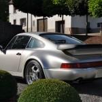 Porsche 964 Turbo 3,6 links hinten