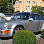 Porsche 964 Turbo 3,6 links vorne
