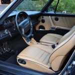 964 Cabrio-Innenraum