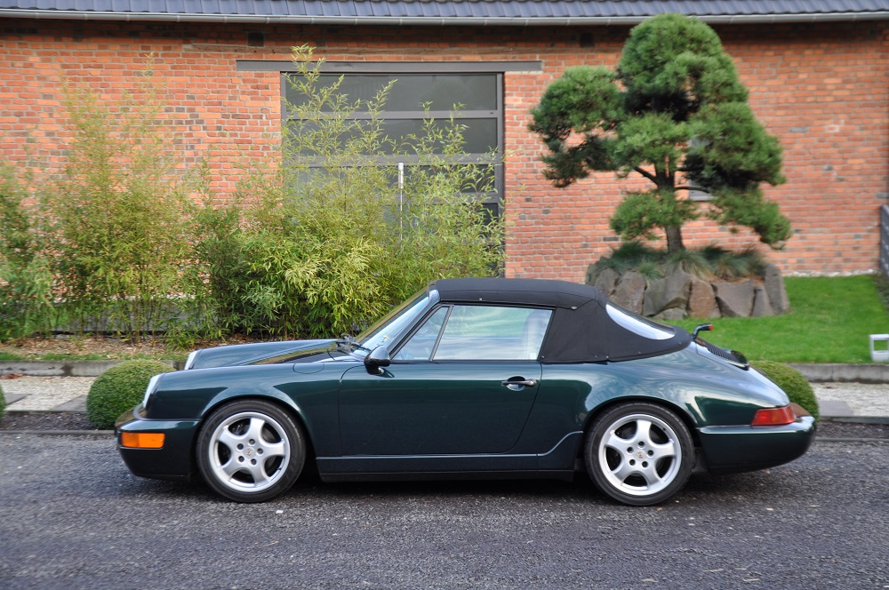 964 Cabrio Seite2 Meiser Klassik From Collector To