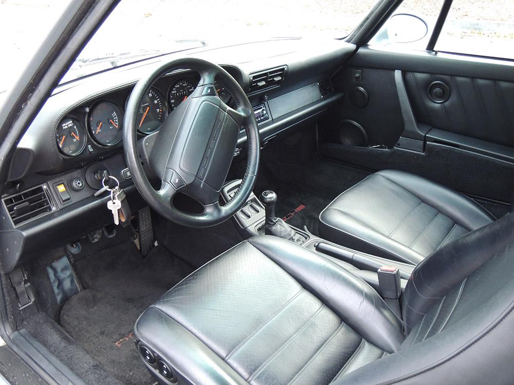Porsche 964 WTL 007