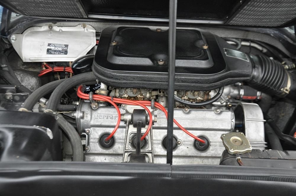 F308 GTB Motor