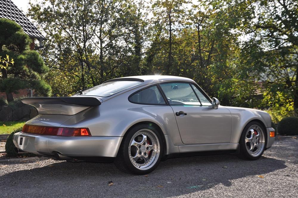 964 Turbo 3,6-2