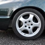 964 Cabrio-Felge
