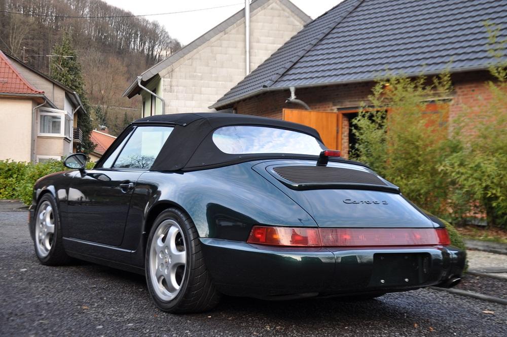964 Cabrio-Heck