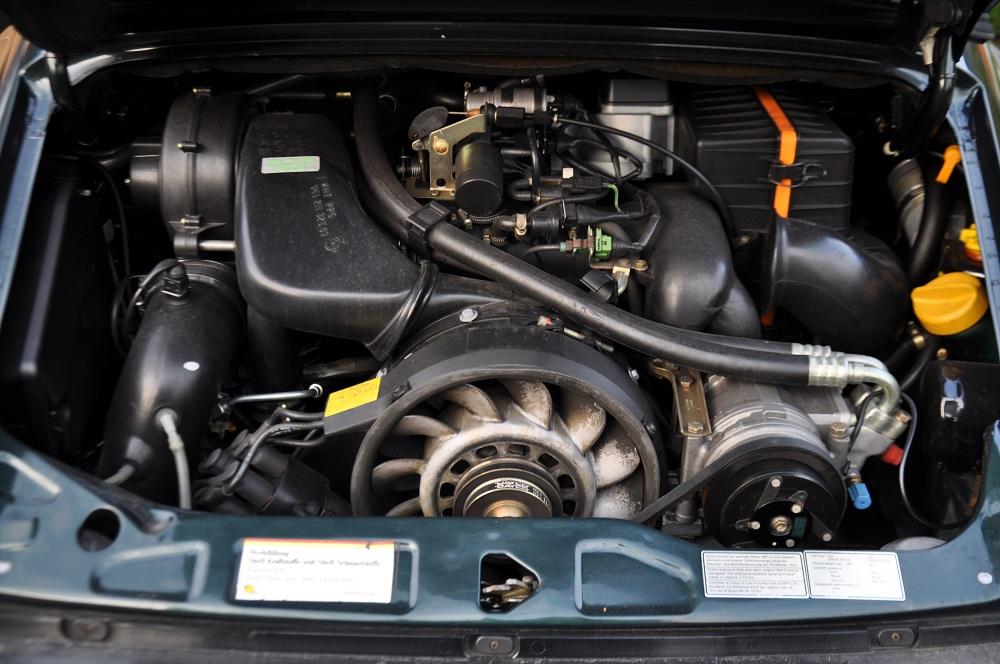 964 Cabrio-Motor