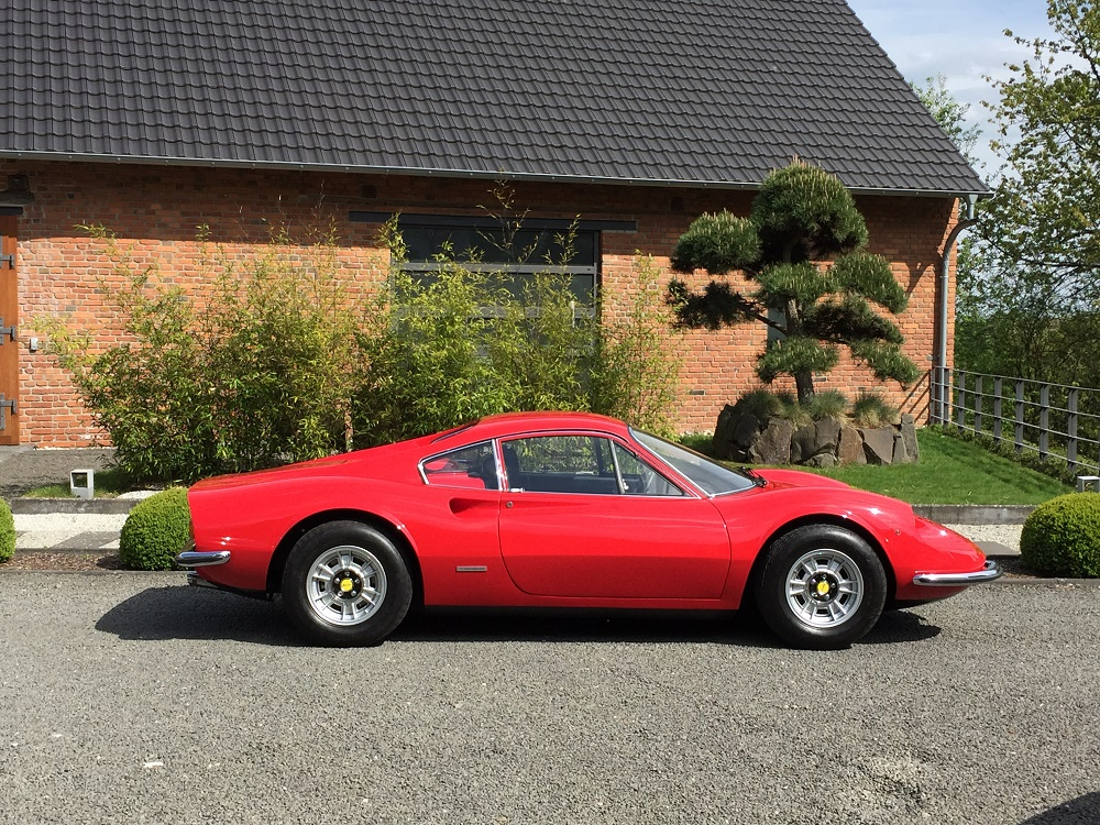 Dino 246 GT M Serie