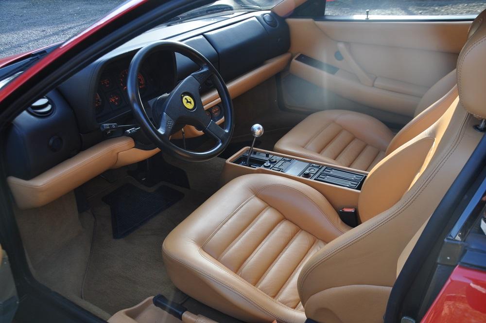 512 TR Innenraum