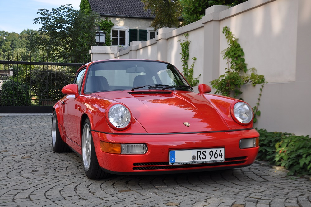 964 RCT Front LD