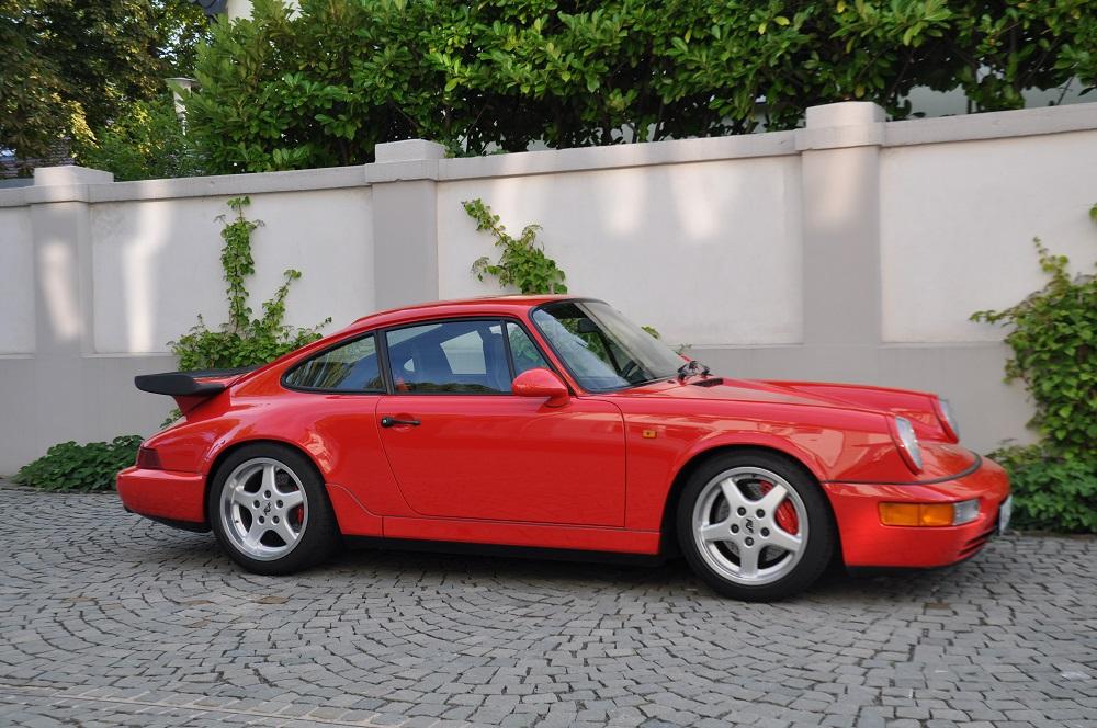 Porsche 964 RCT