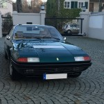 Ferrari 365 GT4 2+2 Front
