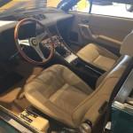 Ferrari 365 GT4 2+2 Innenraum
