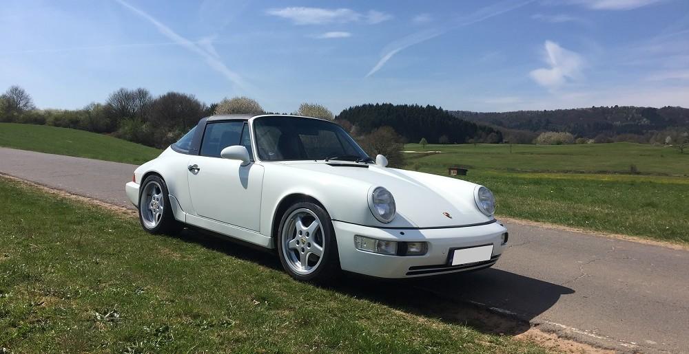 Porsche 964 Carrera 2 Targa