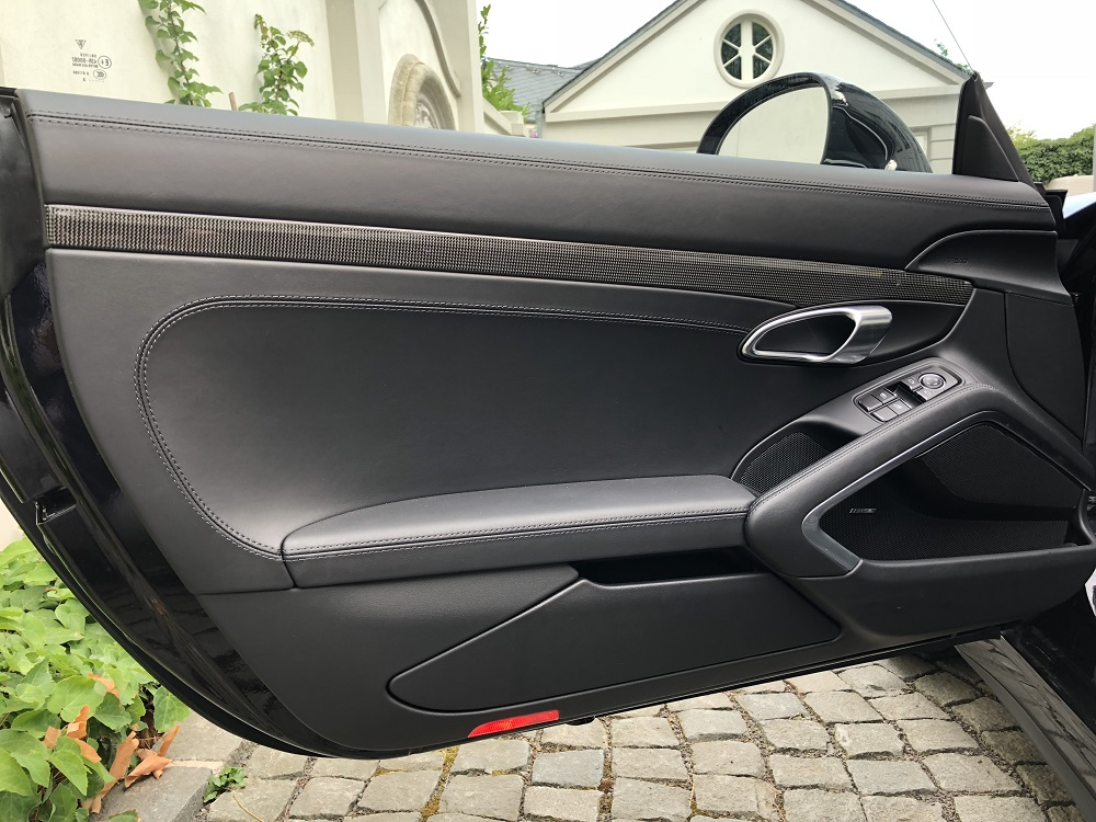 Porsche 991 GT3 Touring Tür innen-1000P