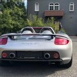 Carrera GT Heck